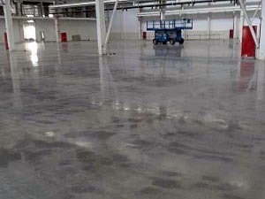 joint free slab on grade floor