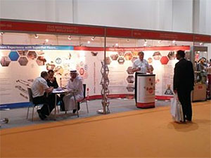 CoGri Middle East Stand